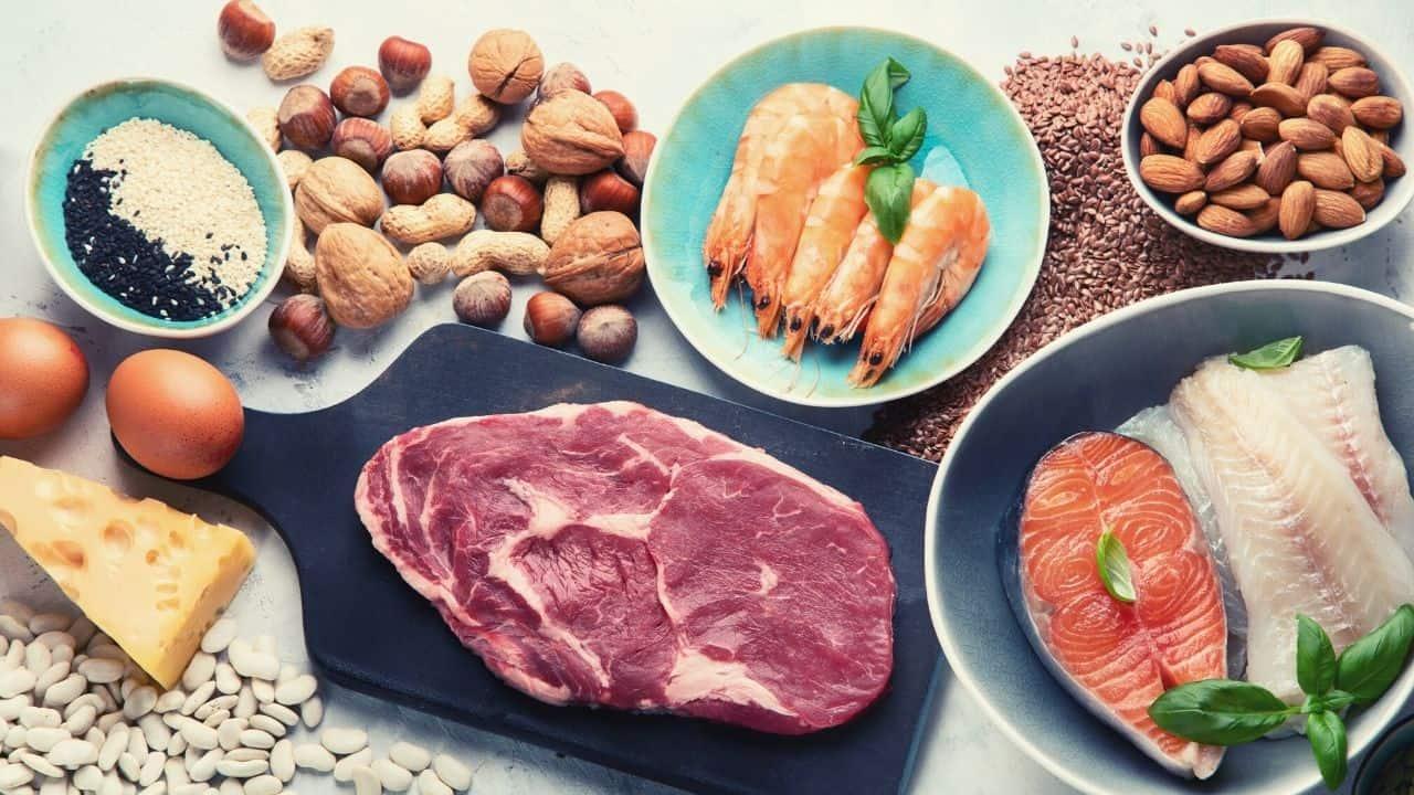 phosphorus content for foods