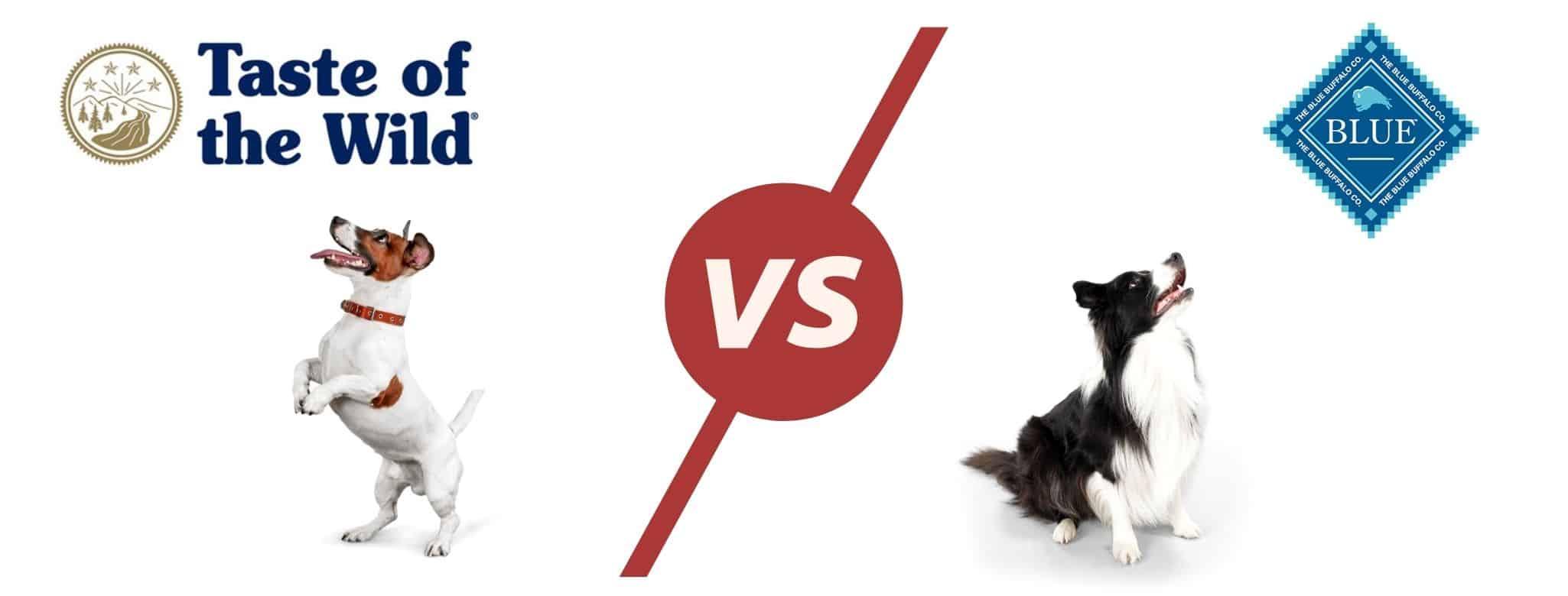 Taste of the wild vs Blue buffalo