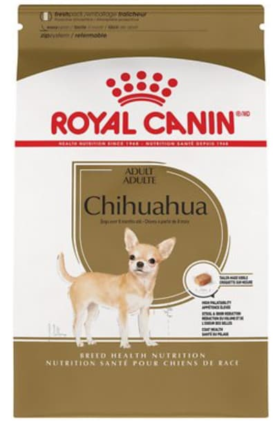 Royal canin dog food for chihuahuas