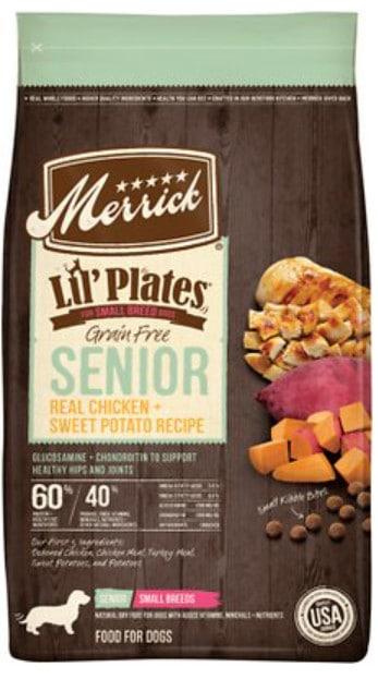 merrick dog food for senior chihuahuas