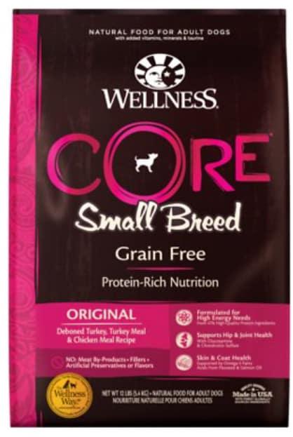 wellness dog food for chihuahuas