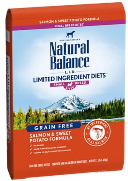 natural balance limited ingredient dog food for chihuahuas